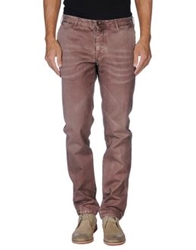 Pence Casual Pants Light Brown