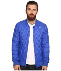 K Way Louis Light Thermo Jacket Royal Blue Men's Coat