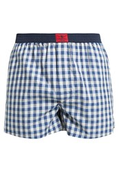 Tom Tailor Dream Factory Boxer Shorts Navy Dark Blue