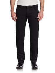 Hudson Sartor Coated Slouchy Skinny Jeans Unchartered