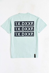 10.Deep Triple Stack Tee Mint