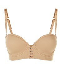 Le Mystere Ultimate Plunge Strapless Bra Female Neutral