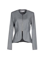 French Connection Suits And Jackets Blazers Women Grey