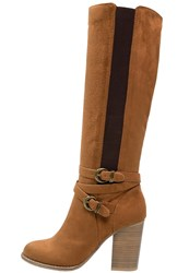 Dorothy Perkins Kyla Boots Brown