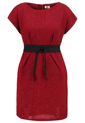 Molly Bracken Cocktail Dress Party Dress Dark Red