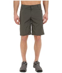 Columbia Silver Ridge Stretch Shorts Gravel Men's Shorts