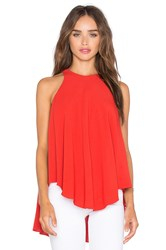 Sen Tova Top Red