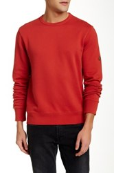 Ben Sherman Classic Sweatshirt Red