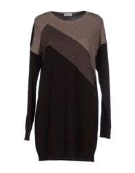 Bramante Sweaters Dark Brown