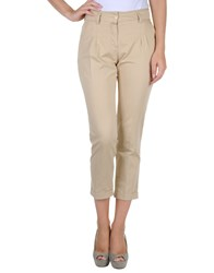 Coast Weber And Ahaus Trousers 3 4 Length Trousers Women Beige