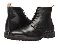 Gordon Rush Luke Black Men's Boots