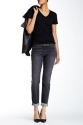 Cj By Cookie Johnson Glory Slim Boyfriend Jean Gray