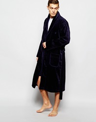 Ted Baker Dressing Gown Robe Blue