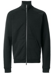 Dsquared2 Zipped Up Cardigan Black