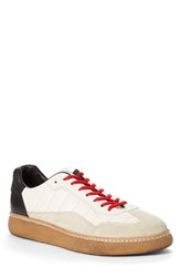 Alexander Wang Men's 'Eden' Sneaker Black White Leather