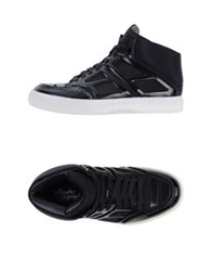Alejandro Ingelmo High Tops And Trainers Black