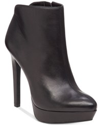 Jessica Simpson Zamia High Heel Booties Women's Shoes Black