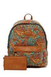 Steve Madden Bschool Dome Backpack Multi