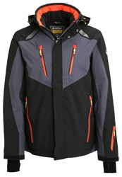 Killtec Brunor Ski Jacket Schwarz Black