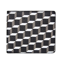 Pierre Hardy Bi Fold Wallet Black