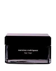 Narciso Rodriguez For Her Body Cream No Color
