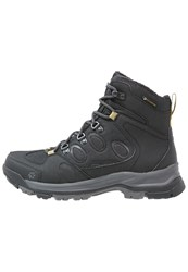 Jack Wolfskin Cold Terrain Texapore Mid Winter Boots Black