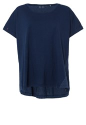 Esprit Sports Basic Tshirt Navy Blue