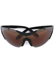 Givenchy Visor Sunglasses Black