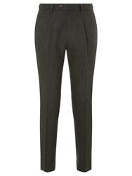 John Lewis And Co. Garrett Microweave Suit Trousers Moss