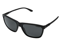 Smith Optics Delano Impossibly Black Blackout Carbonic Lenses Plastic Frame Fashion Sunglasses