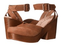 Free People Walk This Way Clog Brown Women's Clog Shoes
