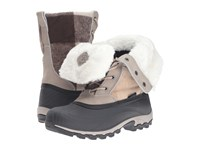 Kamik Harper Taupe Women's Cold Weather Boots