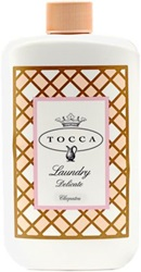 Tocca Cleopatra Laundry Delicate Grapefruit Cucumber Fine Fabric Was Colorless