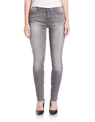 Dkny Five Pocket Skinny Jeans Grey