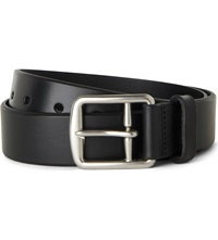 Ralph Lauren Harness Saddle Belt Black