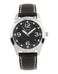 Gant Timepieces Wrist Watches Women Black