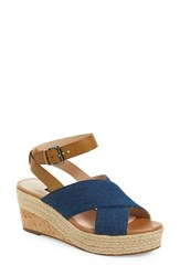 Women's French Connection 'Liora' Platform Wedge Sandal 2 3 4' Heel