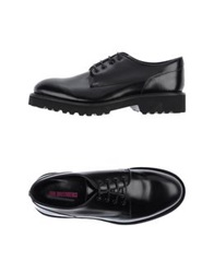 Dirk Bikkembergs Lace Up Shoes Black