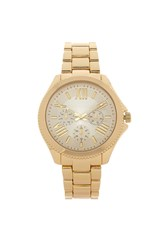 Forever 21 High Shine Chronograph Watch