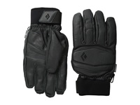 Black Diamond Spark Gloves Gunmetal Extreme Cold Weather Gloves Gray