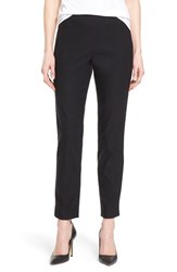 T Tahari Women's 'Dayna' Ankle Pants Black