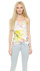 Milly Scribble Print Tank Multi