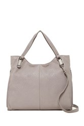 Vince Camuto Riley Leather Handbag Gray