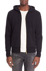 Levi's Men's Made And Crafted Full Zip Hoodie