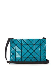 Issey Miyake Lucent Gloss Cross Body Bag Blue