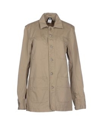 Dr. Denim Jeansmakers Jackets Khaki