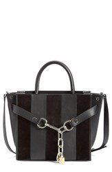 Alexander Wang 'Attica' Leather And Suede Satchel