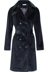 Tomas Maier Cotton Corduroy Trench Coat