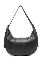 Elizabeth And James Zoe Hobo Bag Black