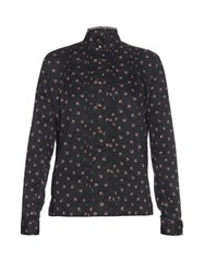 Thierry Colson Peggy Floral Print Shirt